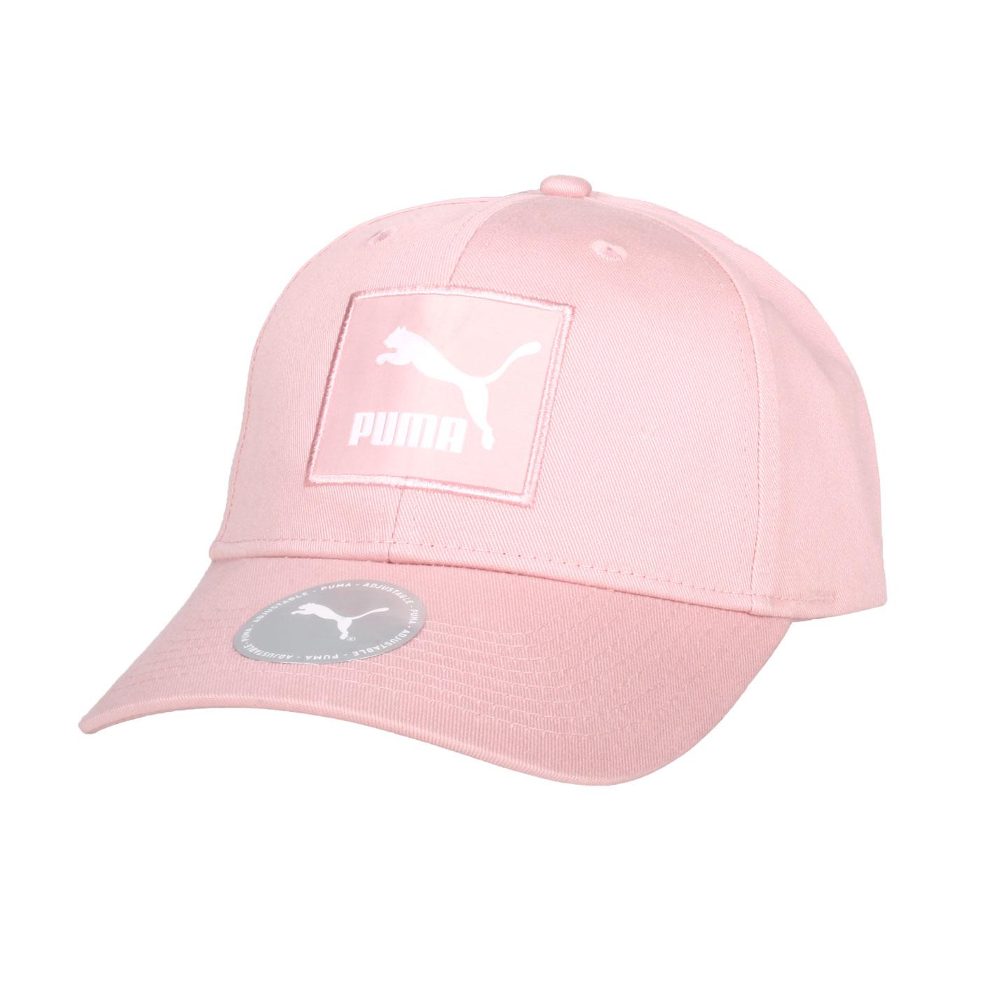 PUMA 流行系列織標LOGO棒球帽 02277808