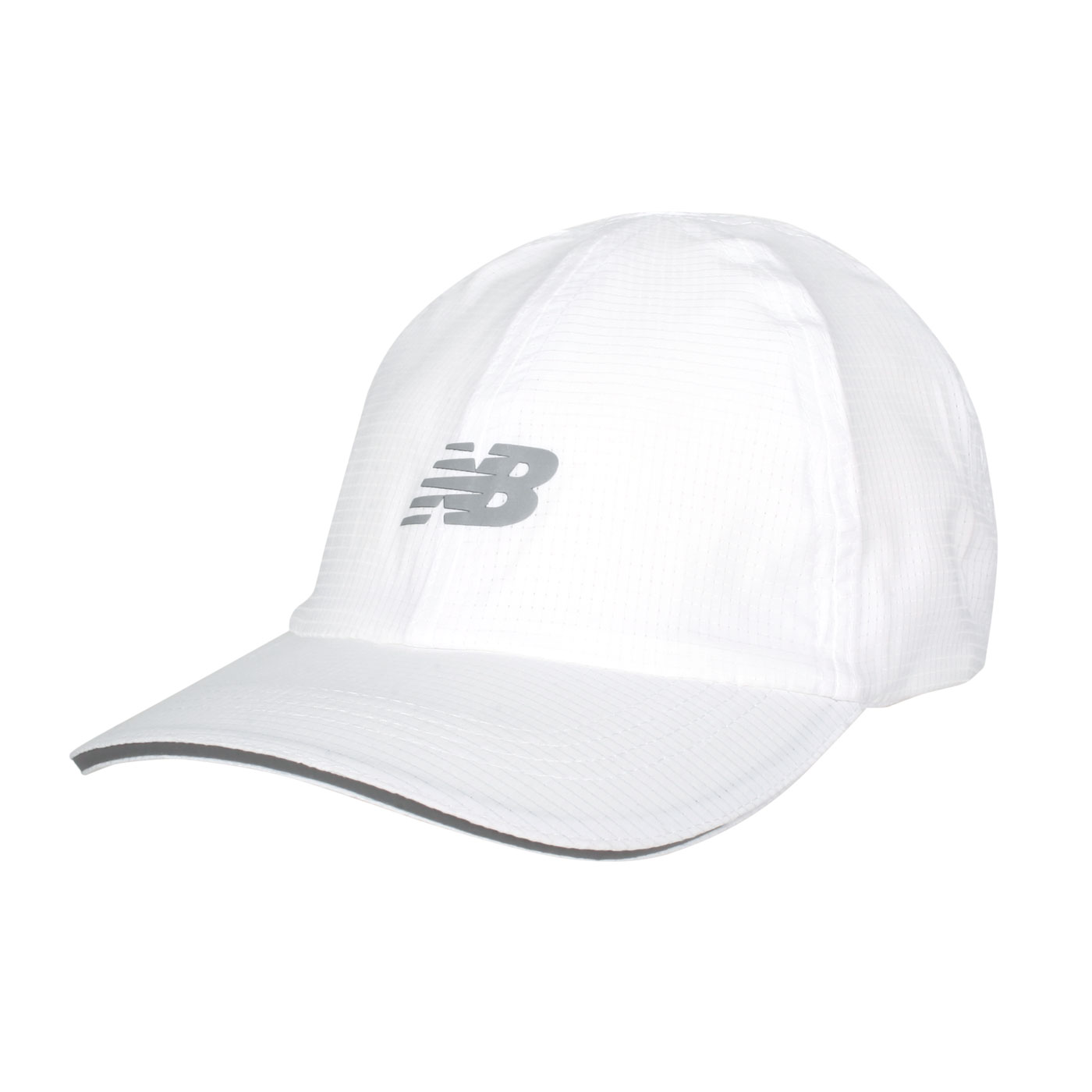 NEW BALANCE 專業慢跑帽 LAH13002WT