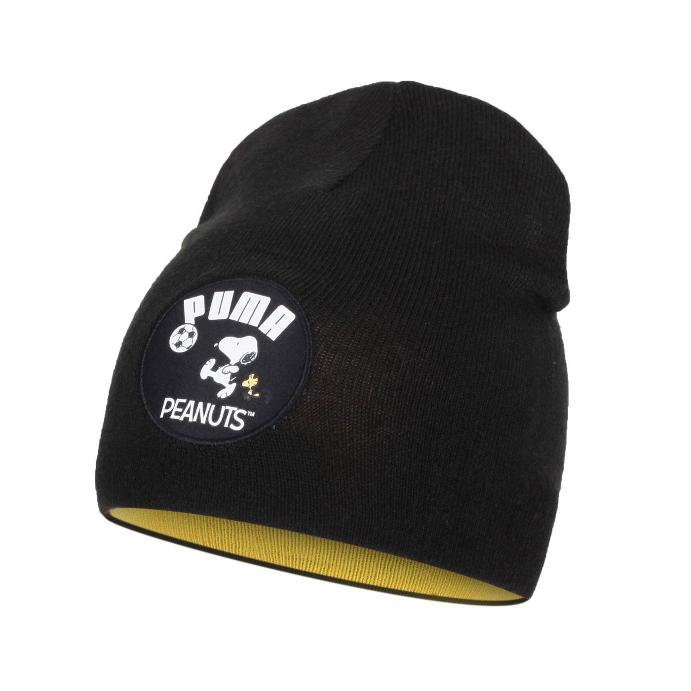 PUMA  X Peanuts毛帽 02346001