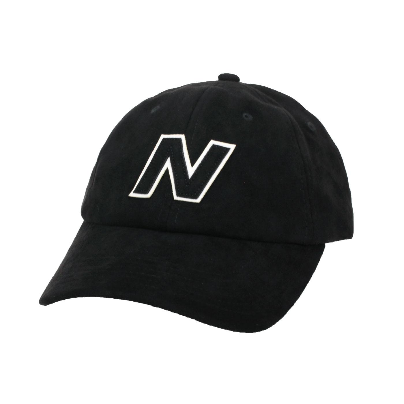 NEW BALANCE 棒球帽 LAH03001BK