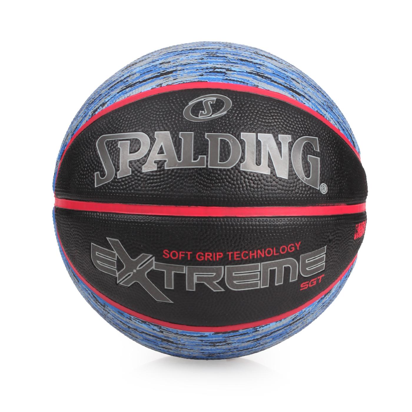 SPALDING SGT-Rubber 籃球 SPA83501