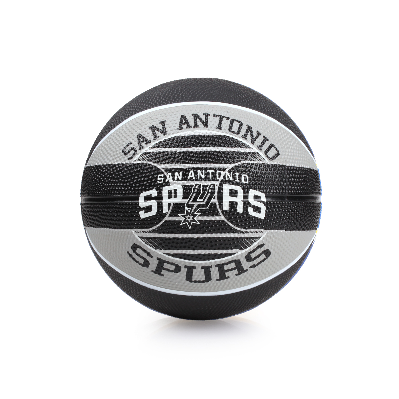 SPALDING 兒童-馬刺 Spurs SZ3 籃球 SPA83615