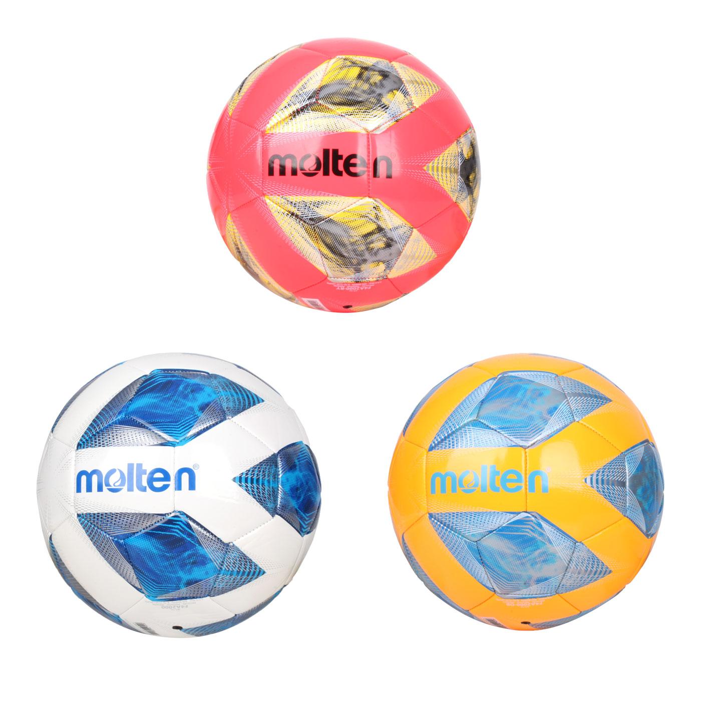Molten #4合成皮足球 F4A2000