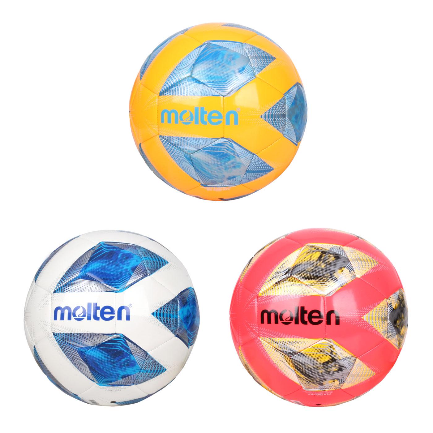 Molten #5合成皮足球 F5A2000-OB