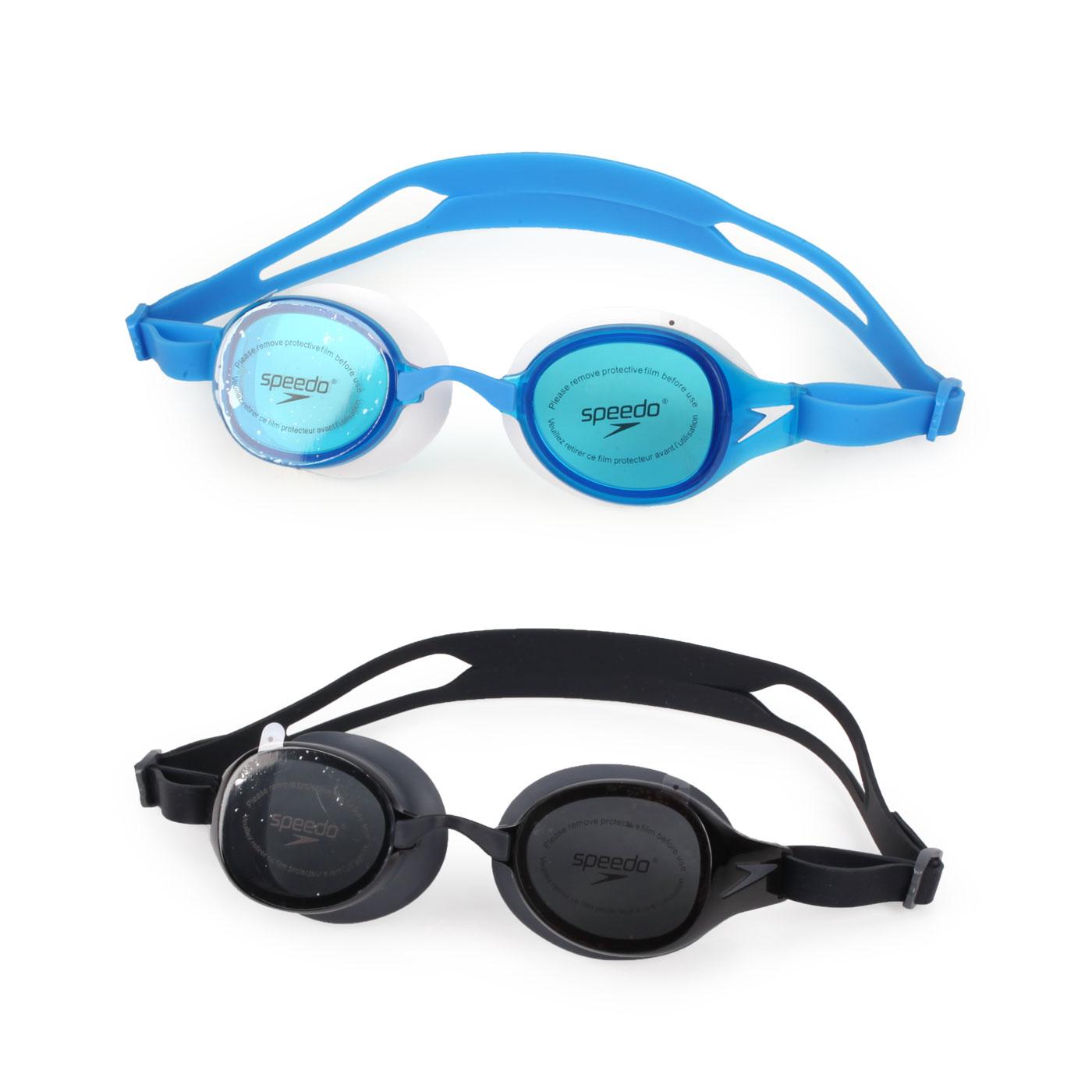 SPEEDO 成人運動泳鏡 SD812669D665