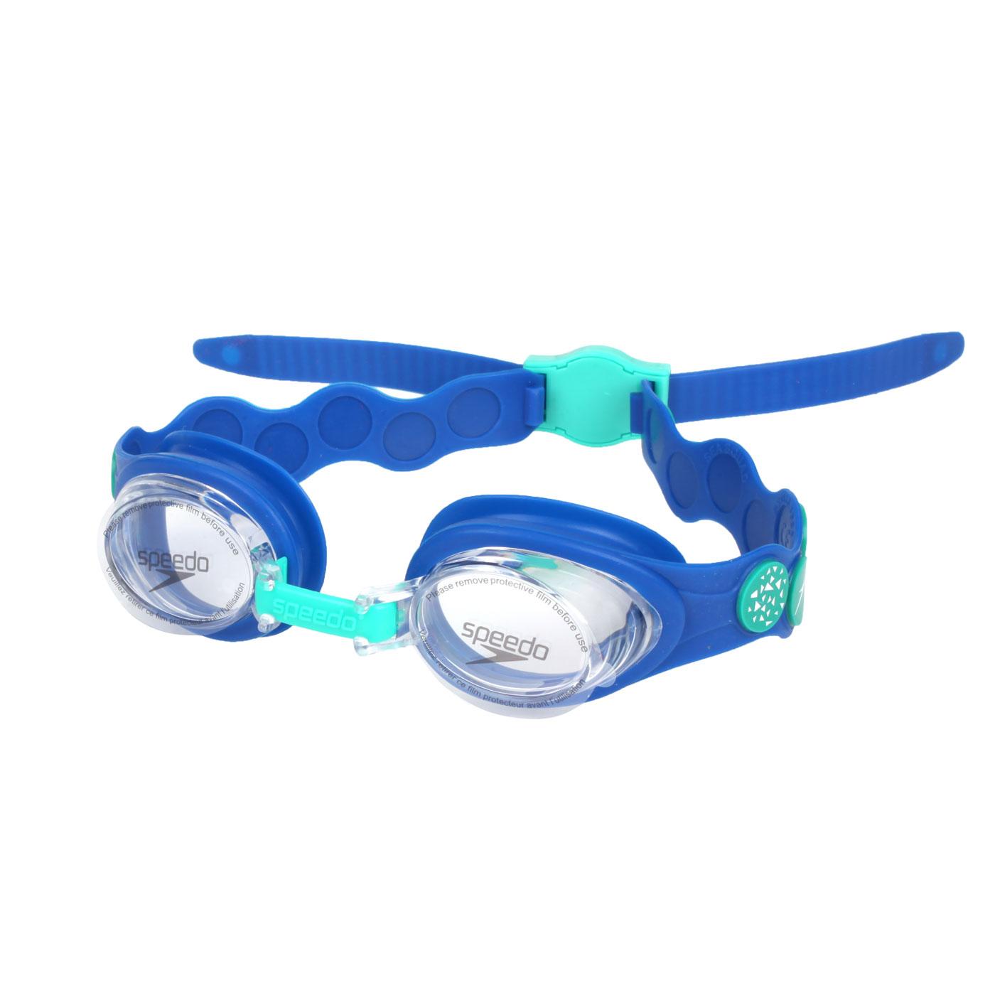 SPEEDO 幼童運動泳鏡-小鱷魚 SD808382D660
