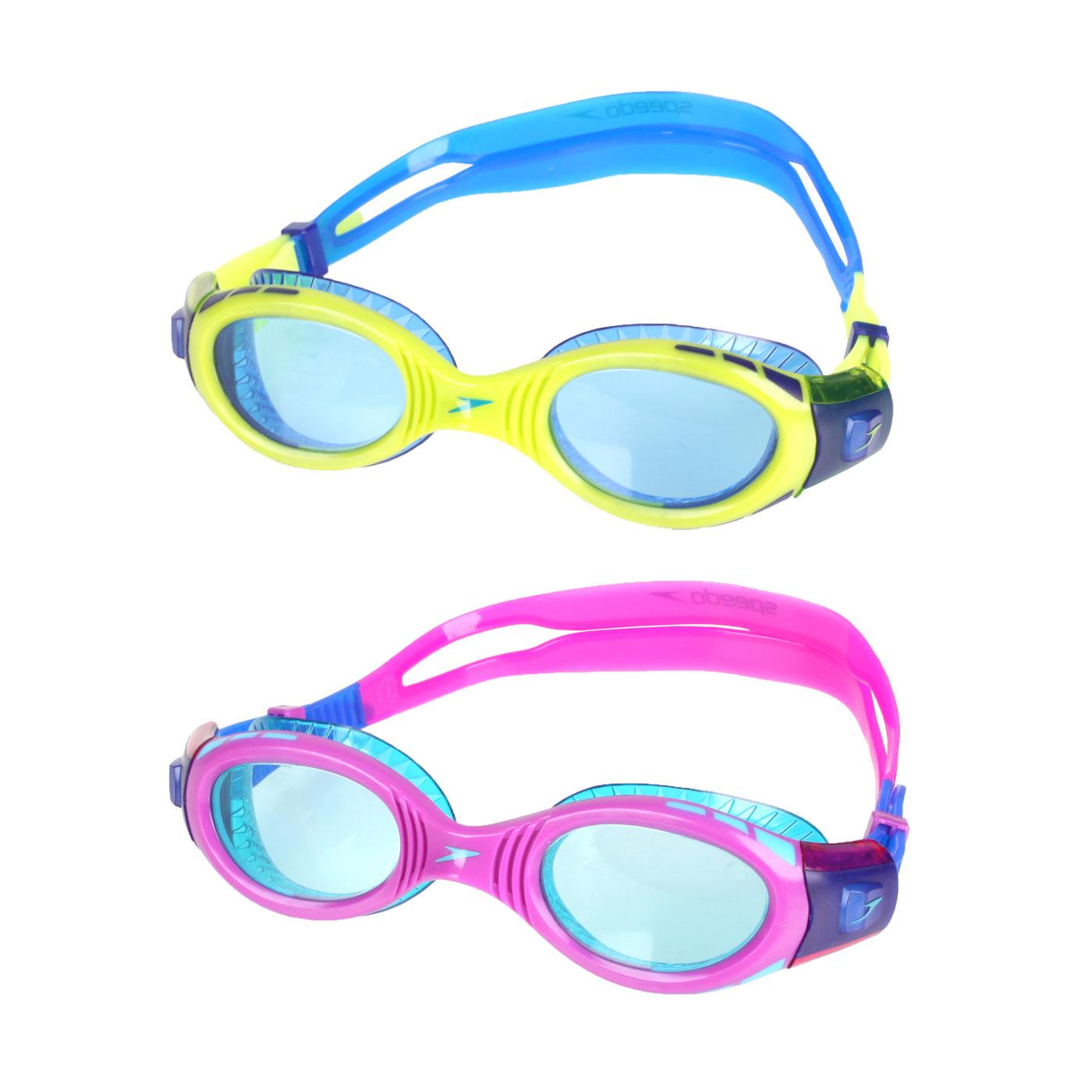 SPEEDO 兒童運動泳鏡 SD811595C585N