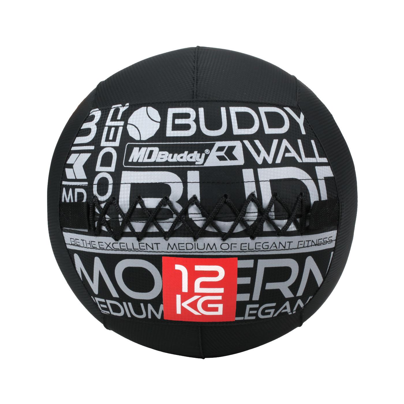 MDBuddy 新皮革重力球(12KG) MD1293-12