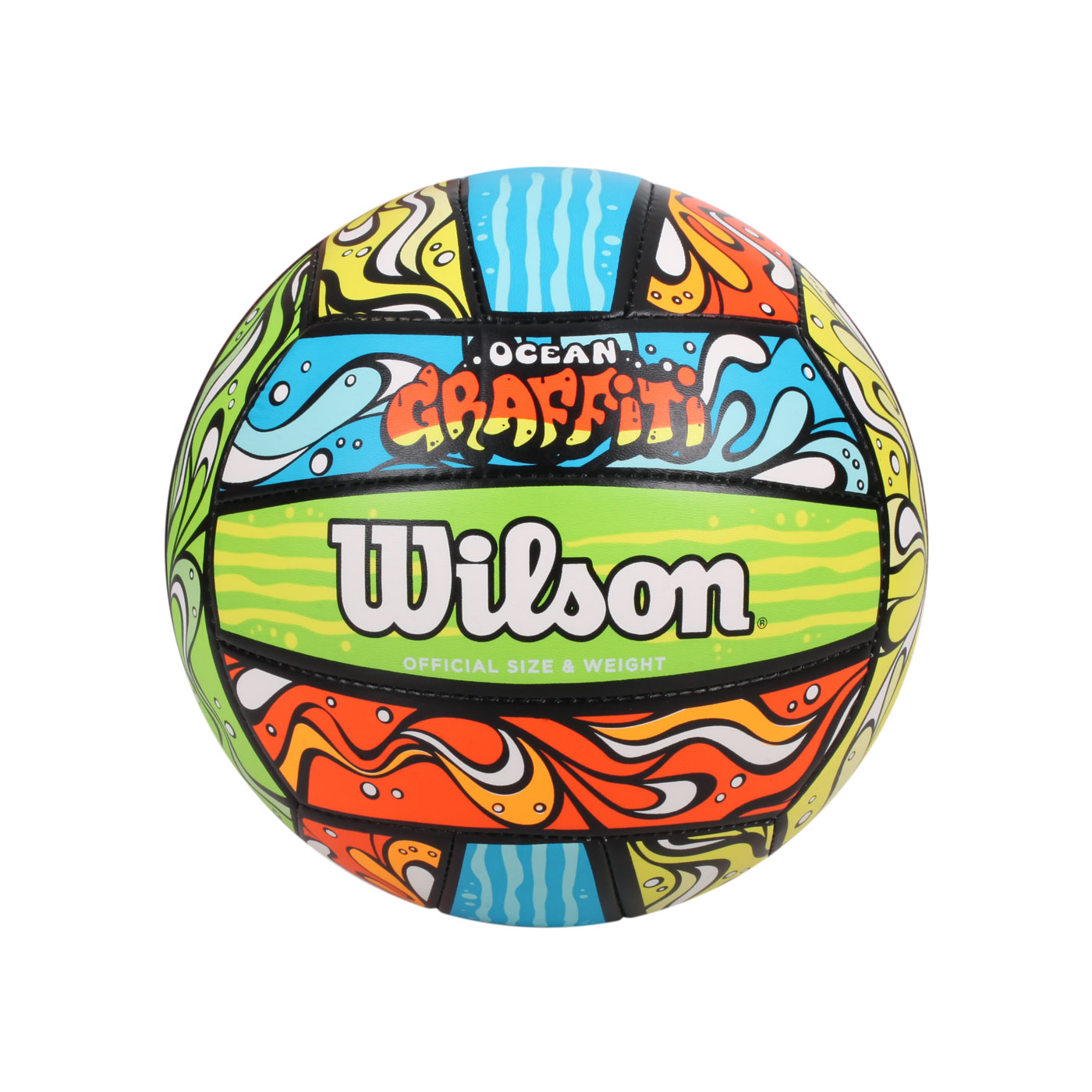 WILSON 沙灘排球-海洋款#5 WTH40119XB
