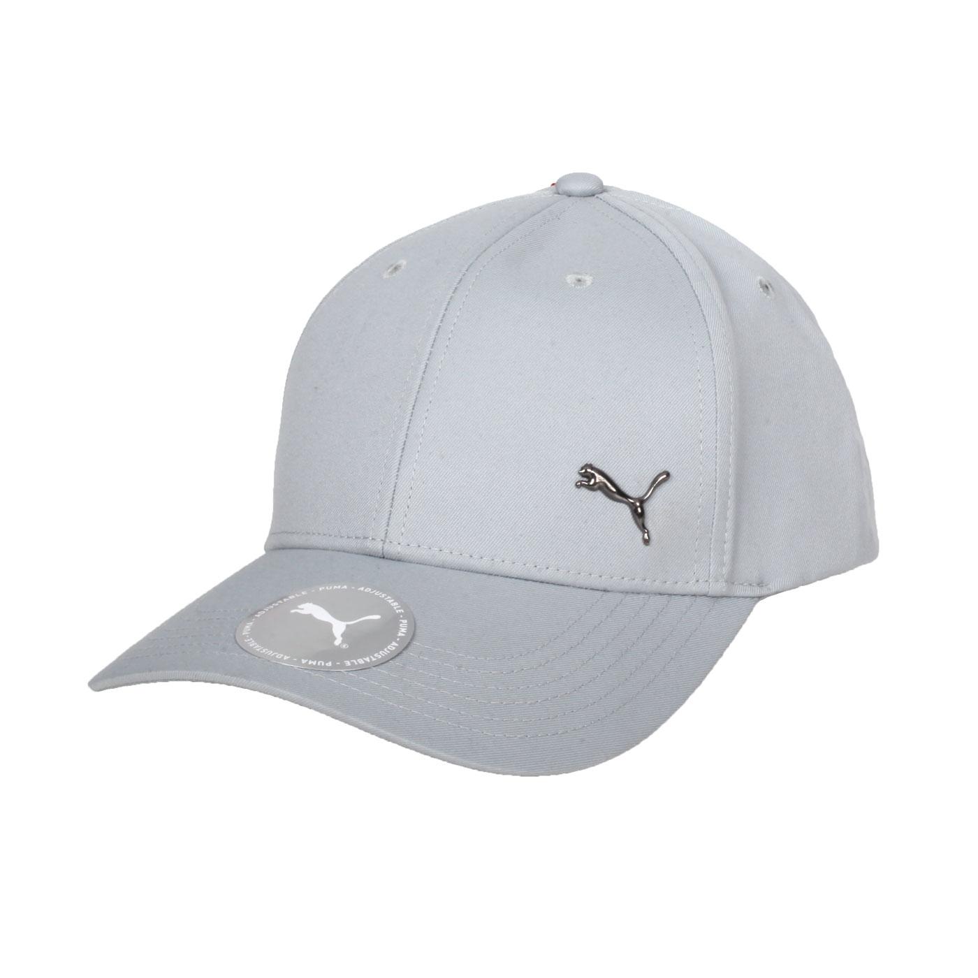 PUMA 基本系列棒球帽 02126919 - 灰黑