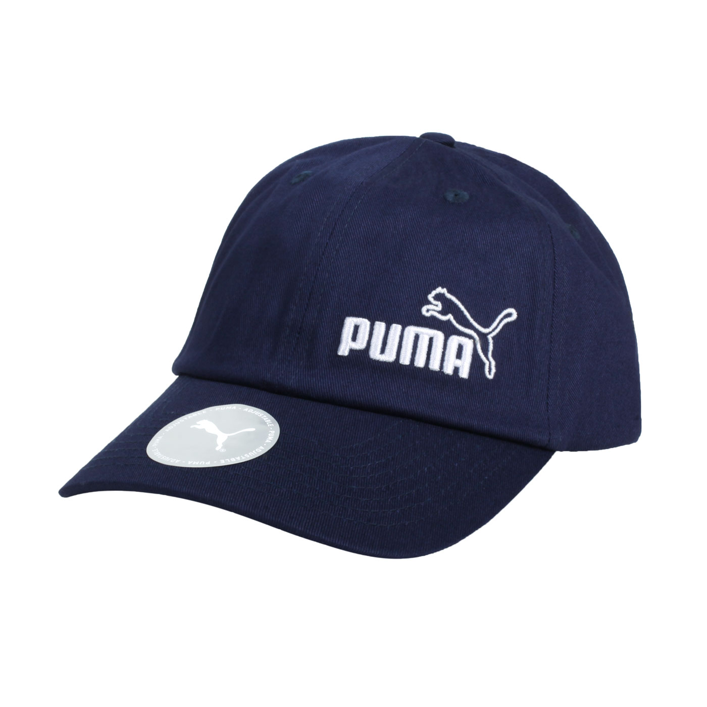 PUMA 基本系列棒球帽 02254327 - 丈青白