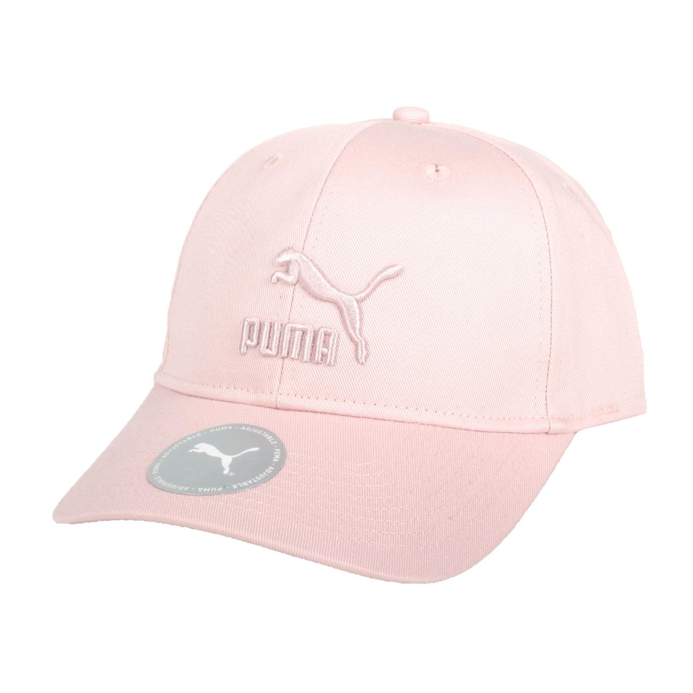 PUMA 流行系列棒球帽 02255414 - 粉紅