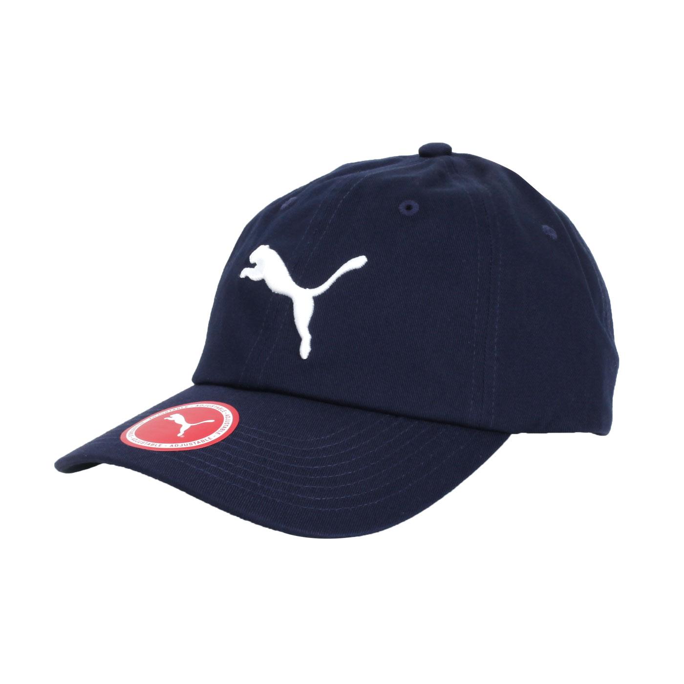 PUMA 基本系列棒球帽 05291902 - 丈青白