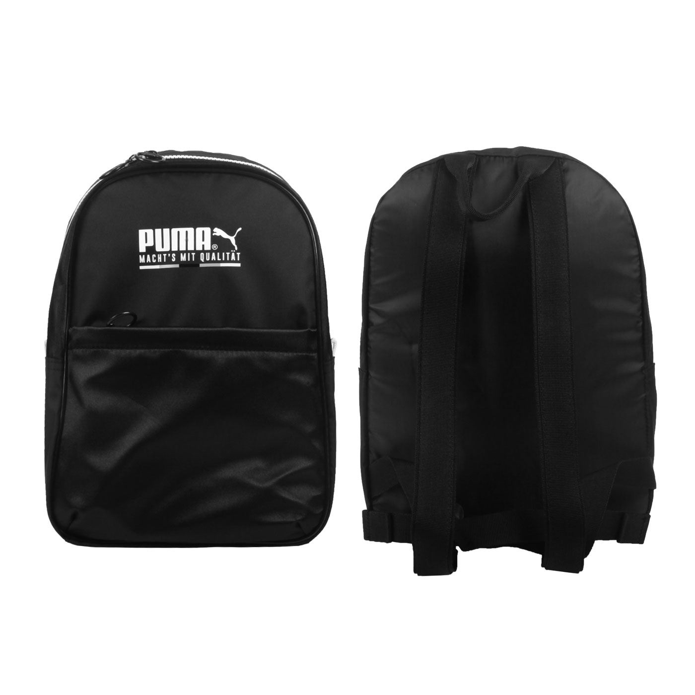 PUMA 小型後背包 07739201 - 黑白