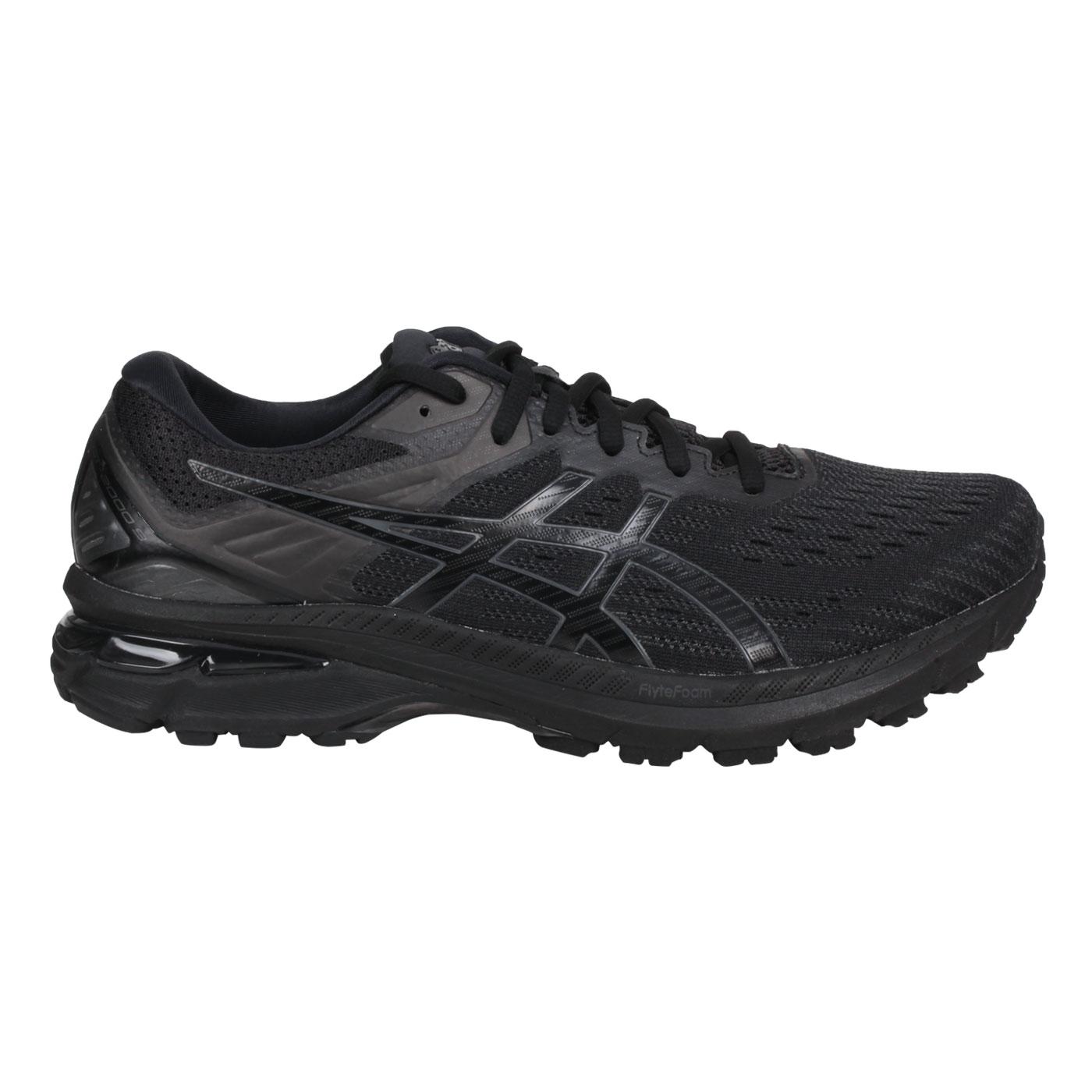 ASICS 男款慢跑鞋-4E  @GT-2000 9@1011A987-002 - 黑