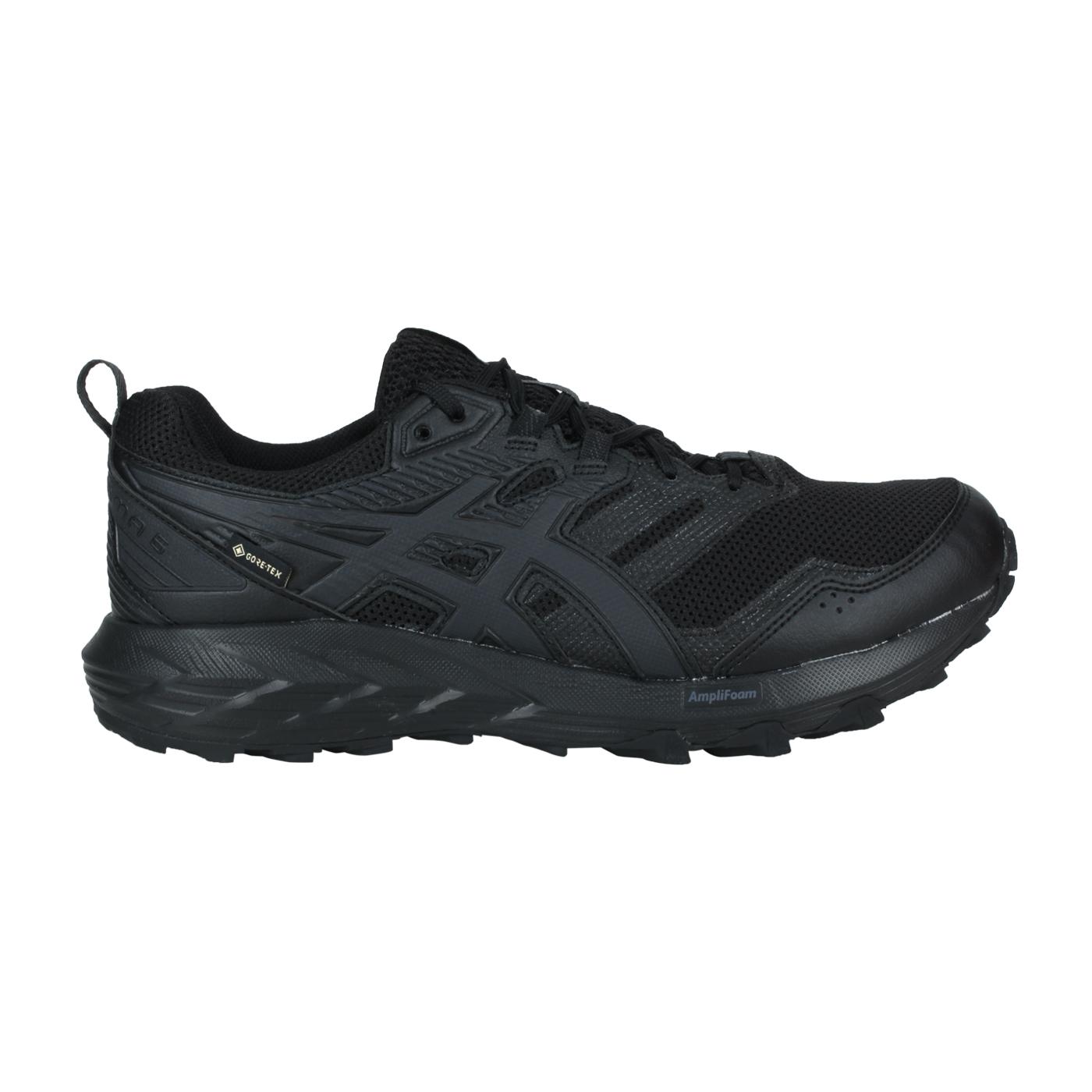 ASICS 男款慢跑鞋  @GEL-SONOMA 6 G-TX@1011B048-002 - 黑