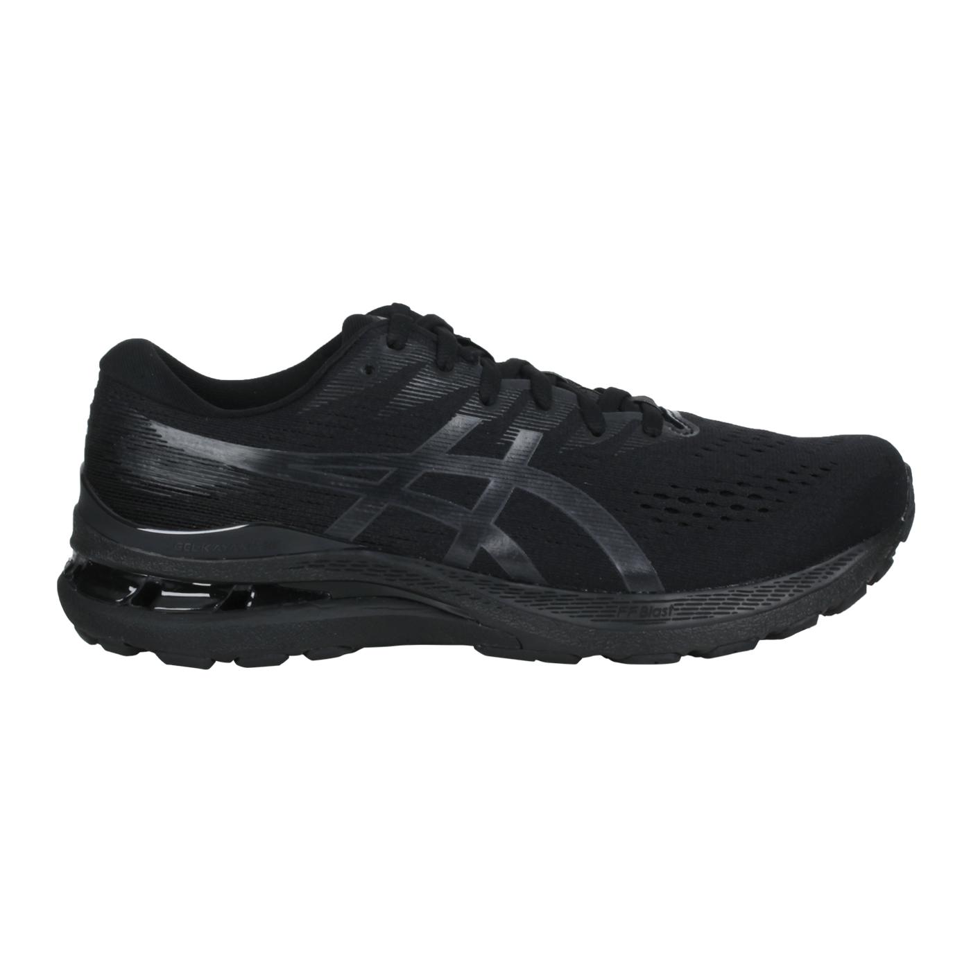 ASICS 男款慢跑鞋-4E  @GEL-KAYANO 28@1011B191-001 - 黑