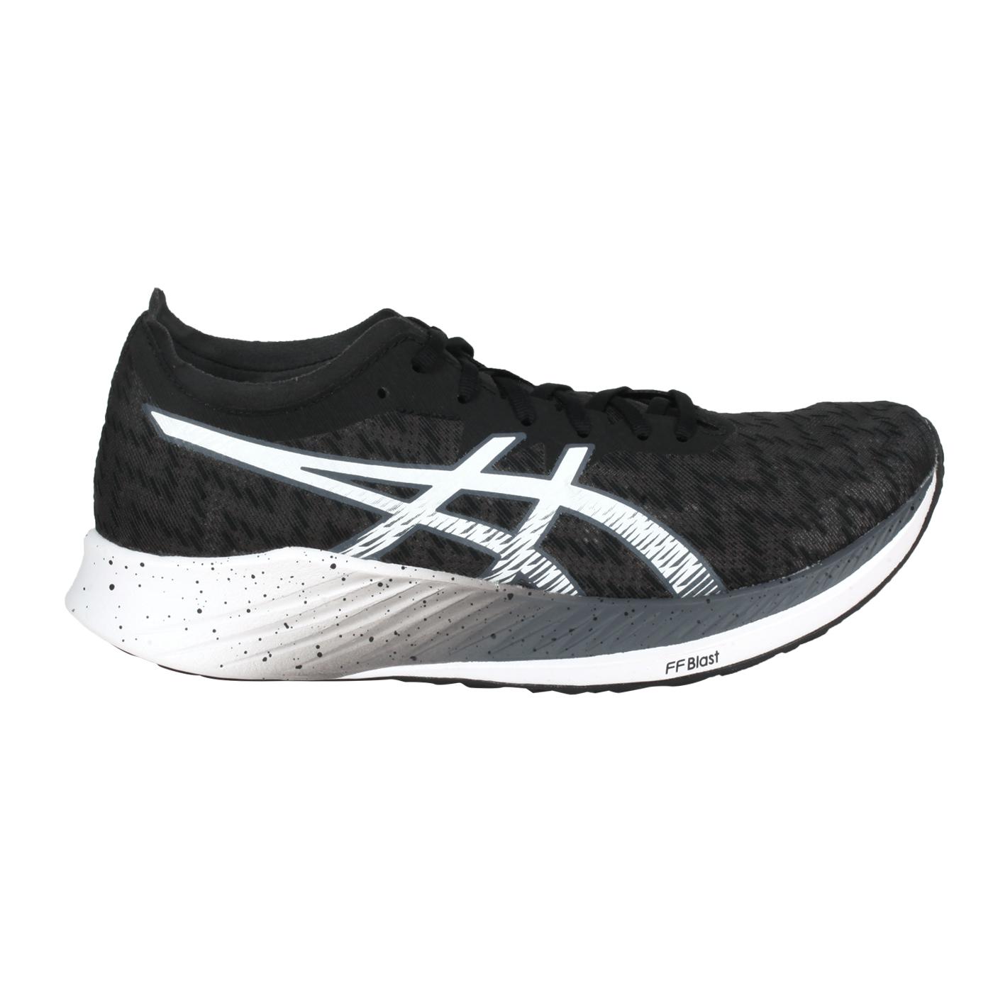 ASICS 限量-男款路跑鞋-2E  @MAGIC SPEED@1011B393-001 - 黑白