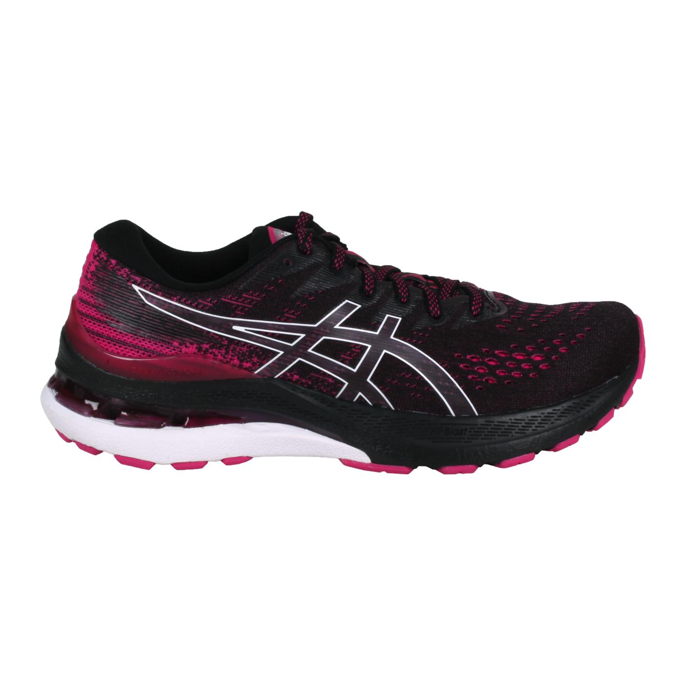 ASICS 特定-女款慢跑鞋  @GEL-KAYANO 28@1012B047-002 - 黑桃紅