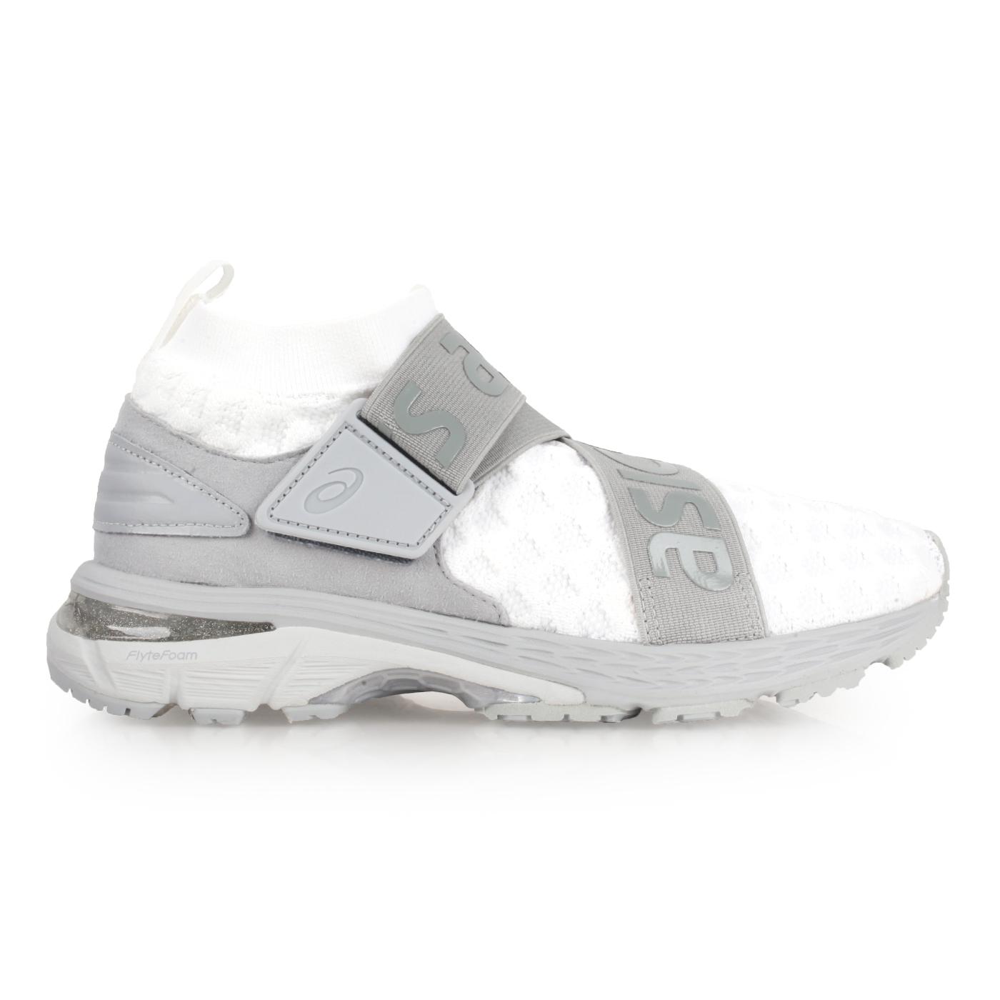 ASICS 女款慢跑鞋  @GEL-KAYANO 25 OBI@1022A028-100 - 白灰
