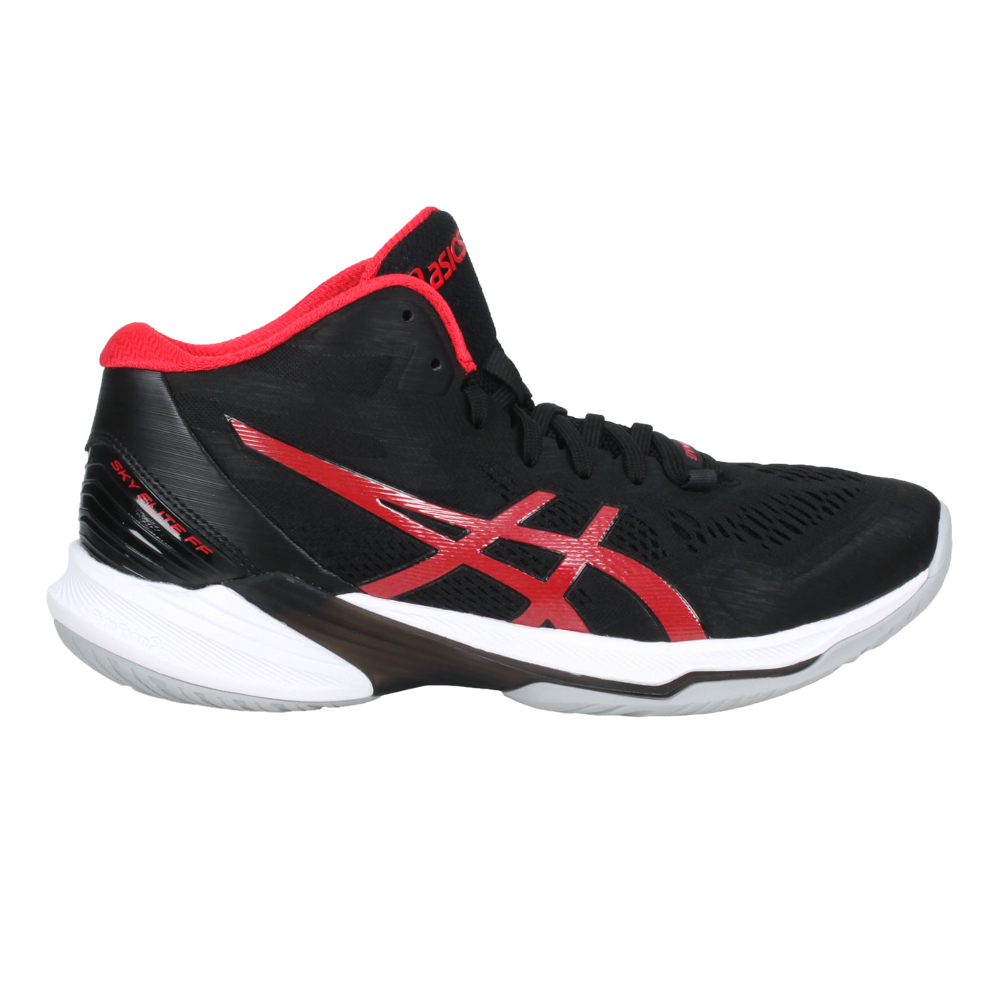 ASICS 特定-男款排羽球鞋  @SKY ELITE FF MT 2@1051A065-001 - 黑紅
