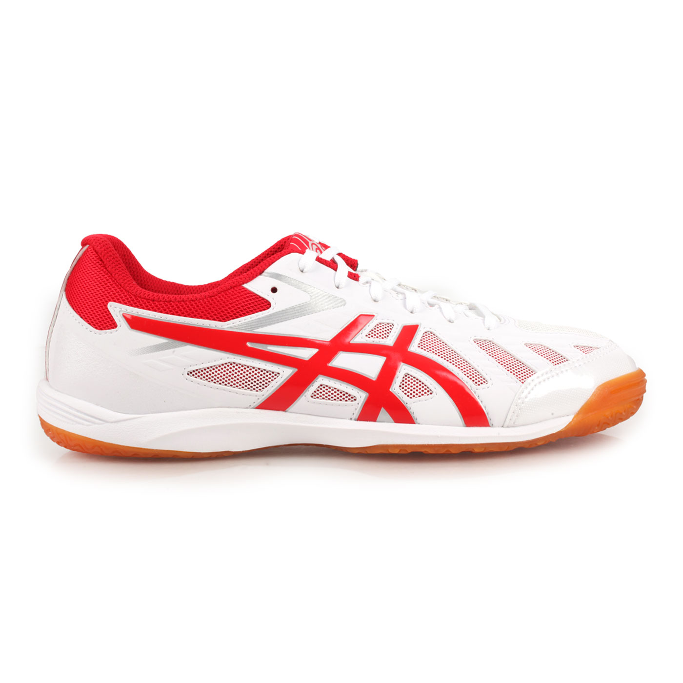 ASICS 桌球鞋  @ATTACK HYPERBEAT SP 3@1073A004-101 - 白紅