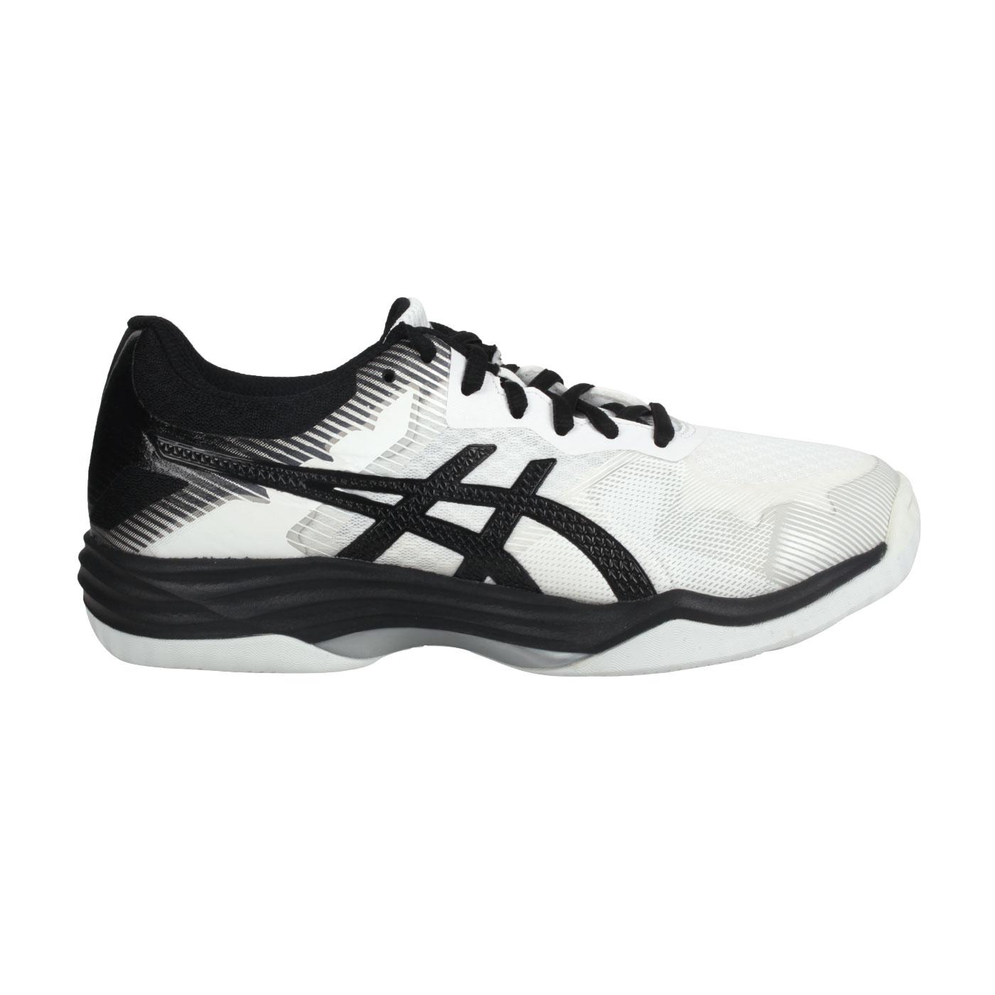 ASICS 排羽球鞋-2E  @GEL-TACTIC@1073A032-100 - 白黑