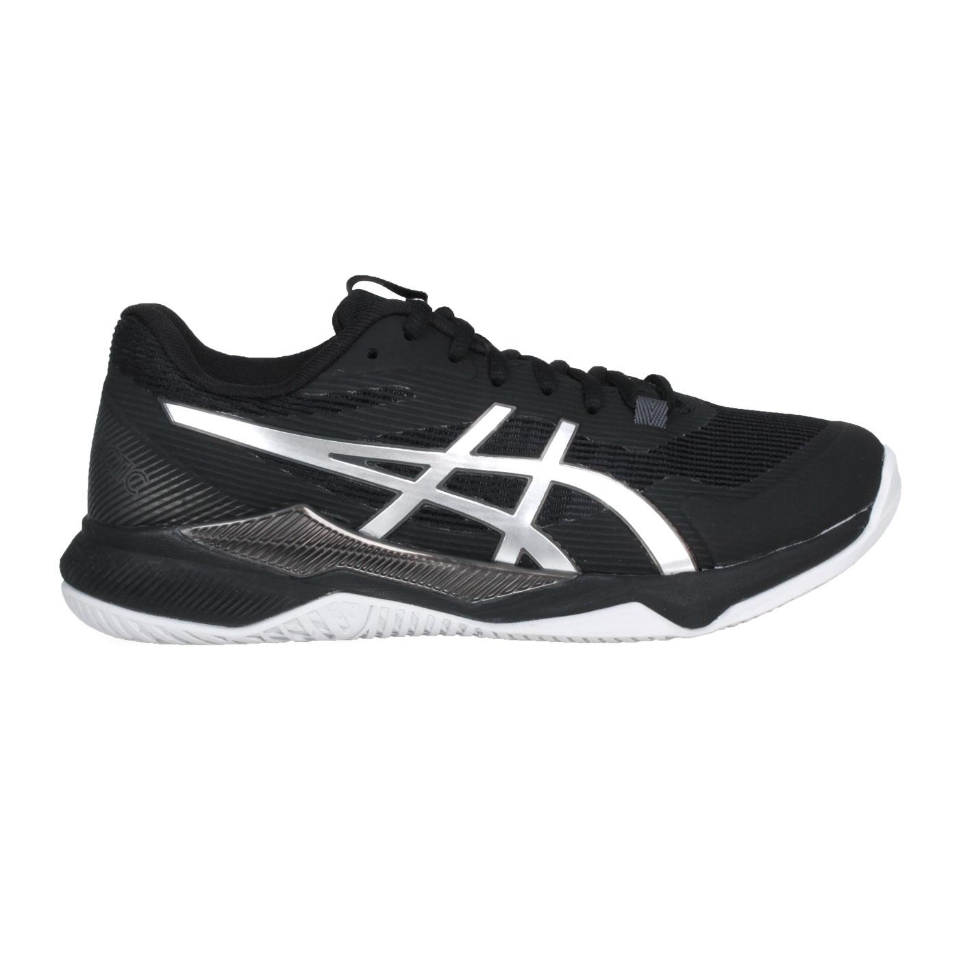 ASICS 排羽球鞋  @GEL-TACTIC@1073A051-003 - 黑銀