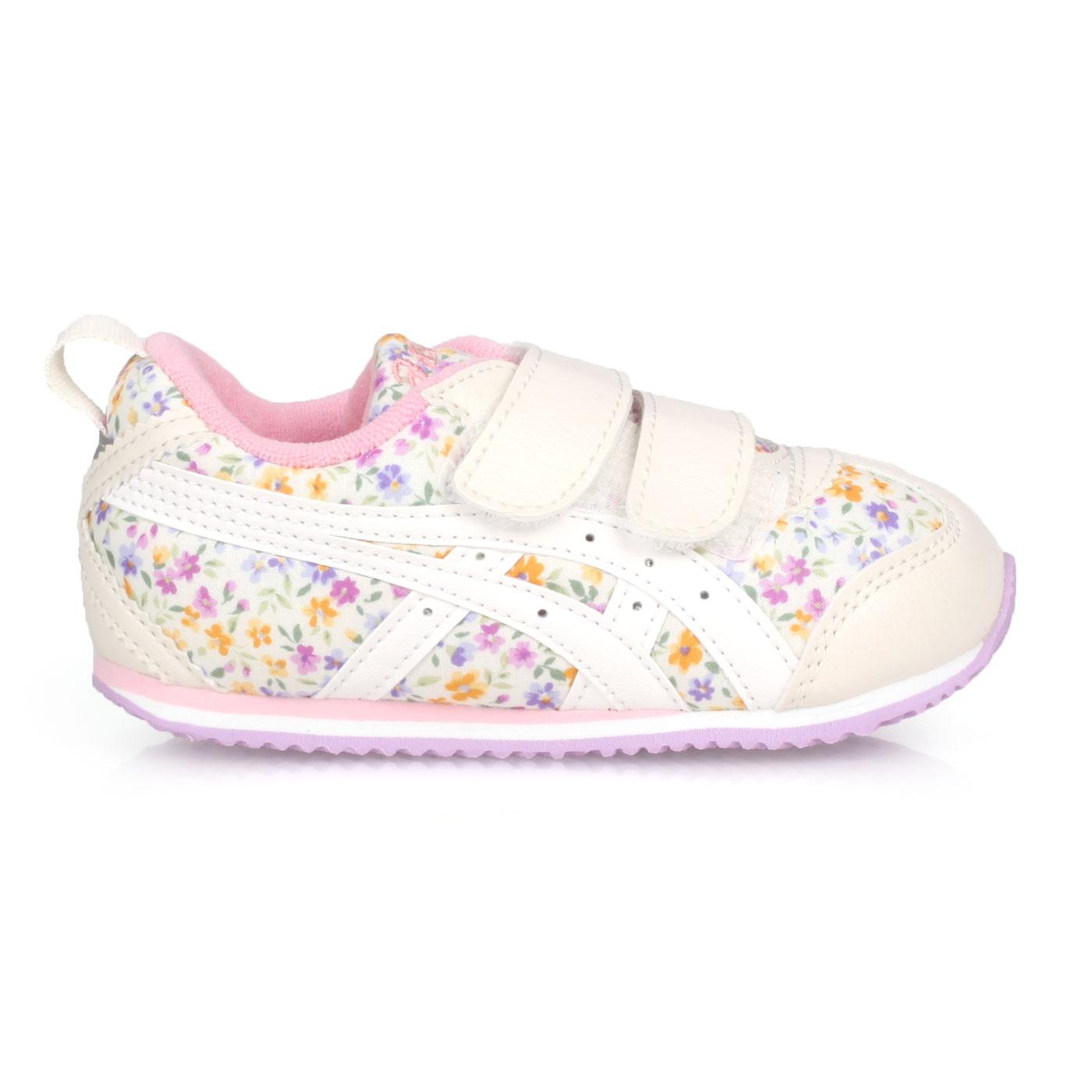 ASICS 小童休閒運動鞋  @MEXICO NARROW BABY CT3@1144A009-500 - 米白粉紫