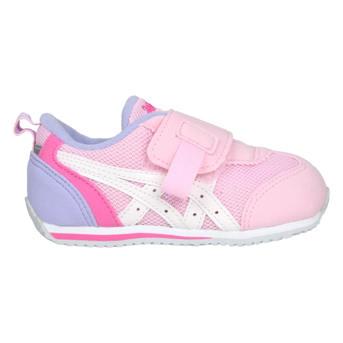ASICS 小童運動鞋  @IDAHO BABY KT-ES 2@1144A082-700 - 粉紅紫白