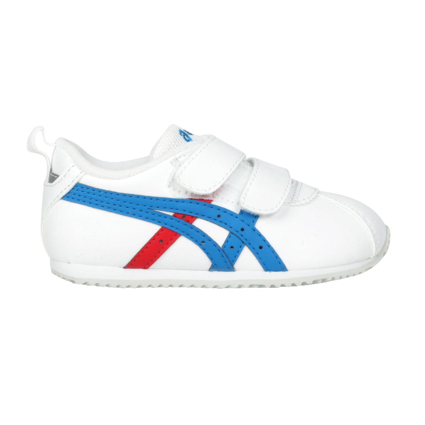 ASICS 小童運動休閒鞋  @CORSAIR BABY SL 2@1144A151-101 - 白藍紅