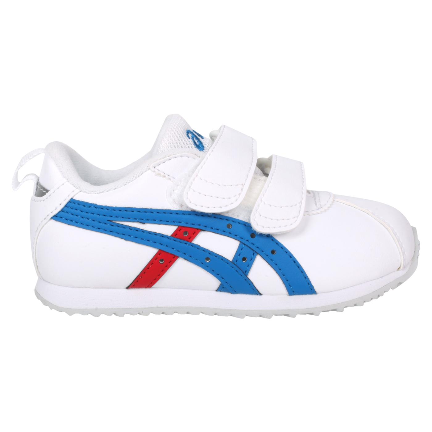 ASICS 大童運動鞋  @CORSAIR MINI SL 2@1144A152-101 - 白藍紅