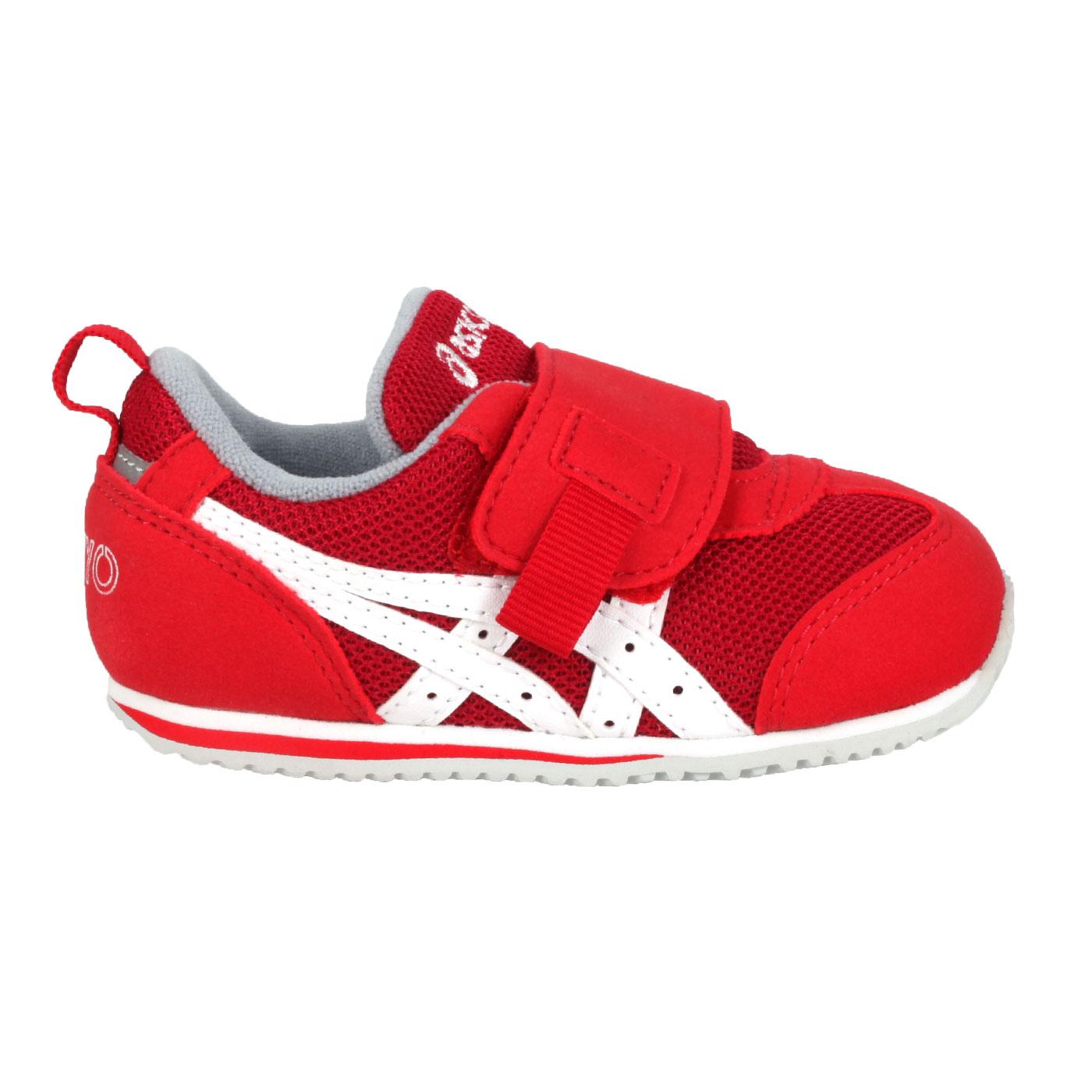 ASICS 小童休閒運動鞋  @IDAHO BABY OP@1144A158-400 - 紅白