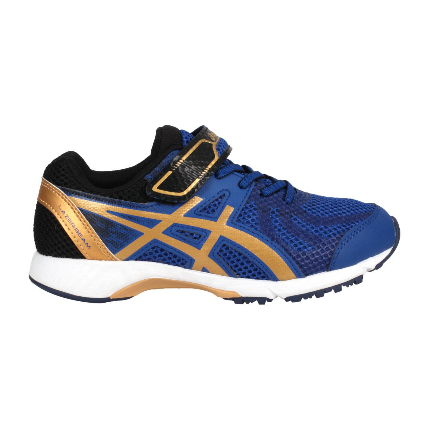 ASICS 大童運動鞋  @LAZERBAM RE-MG@1154A053-400 - 藍黑金