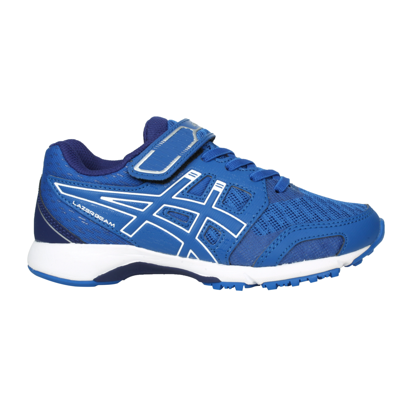 ASICS 中童慢跑鞋  @LAZERBEAM RF-MG@1154A088-402 - 藍白