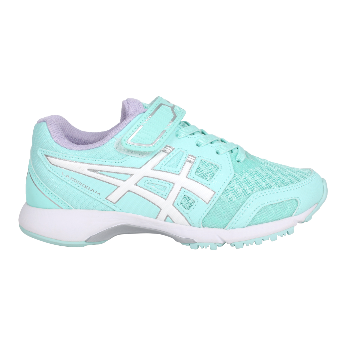 ASICS 中童運動鞋  @LAZERBEAM RF-MG@1154A088-403 - 湖水綠銀
