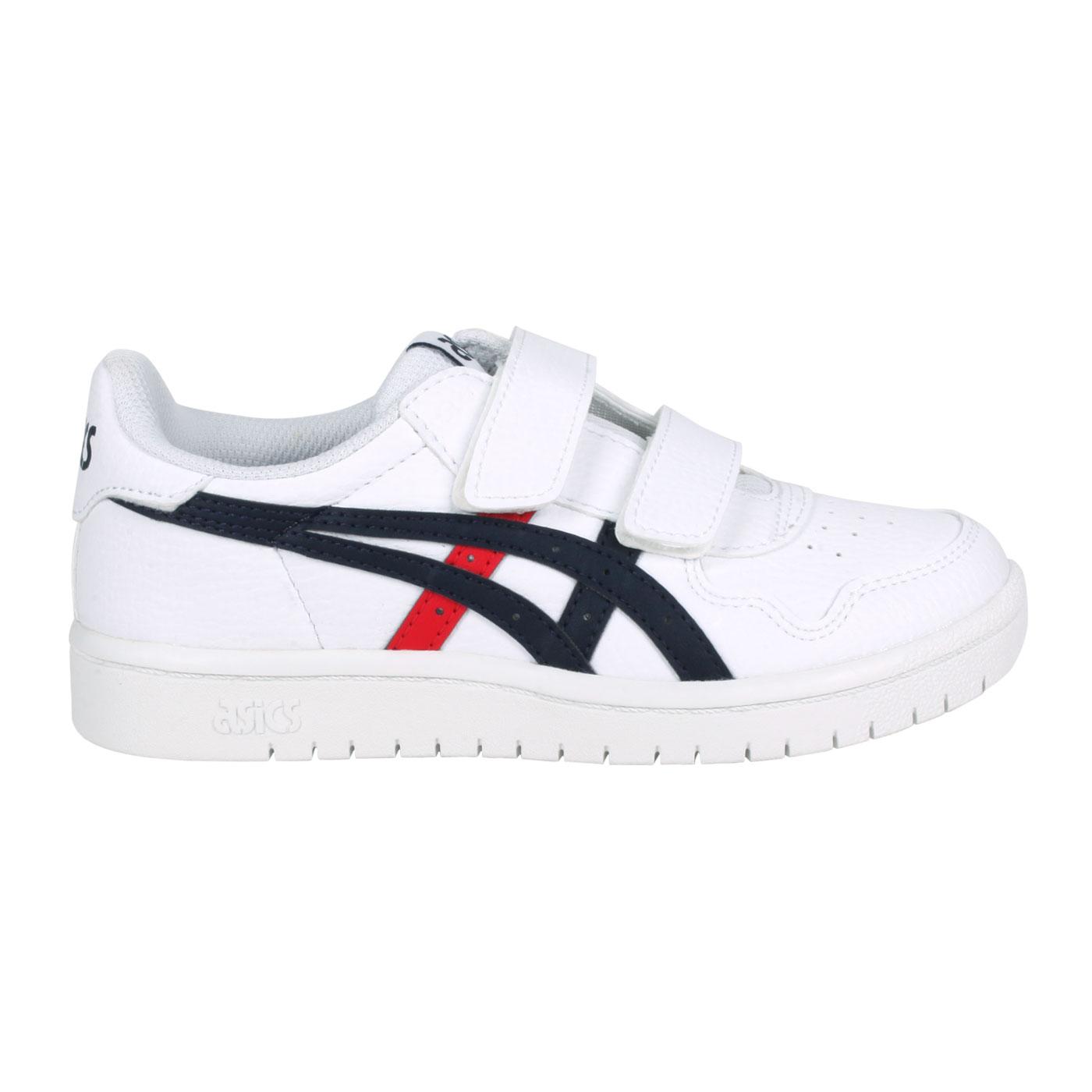 ASICS 中童運動鞋  @JAPAN S PS@1194A077-103 - 白黑紅