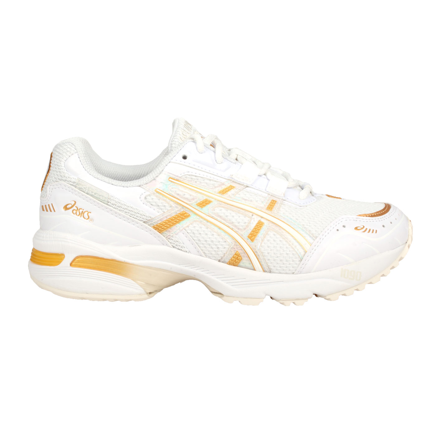 ASICS 女款休閒運動鞋  @GEL-1090@1202A019-100 - 白金