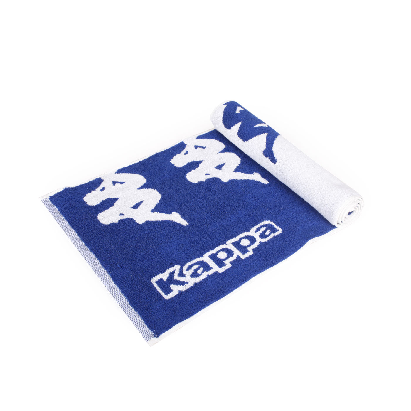 KAPPA 運動毛巾 304SG30-929 - 藍白