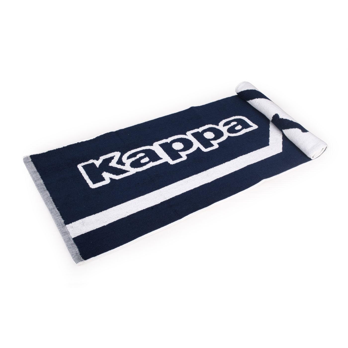 KAPPA 運動毛巾 304TTXD-915 - 丈青白