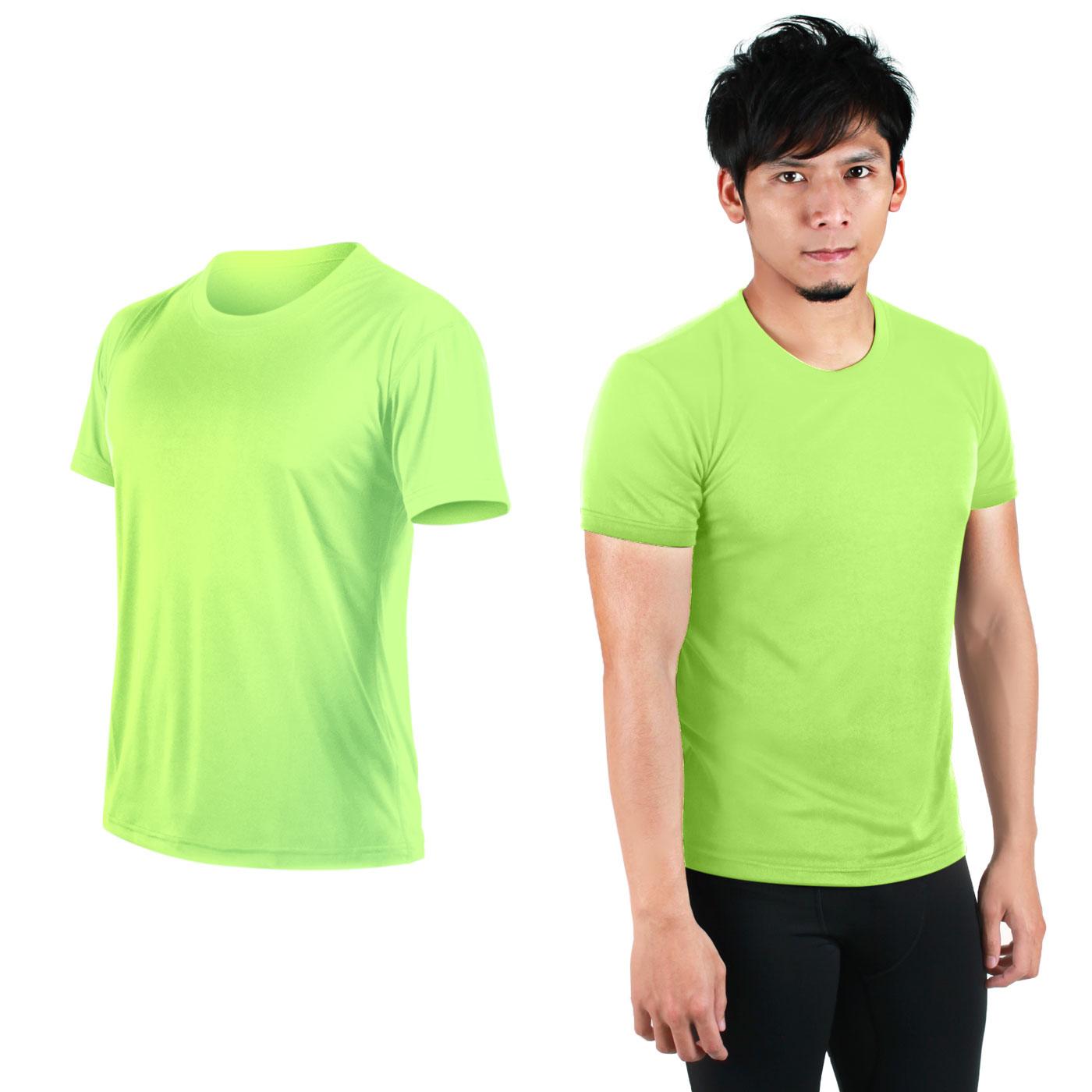 HODARLA FLARE 100 吸濕排汗衫3108301 - 螢光綠