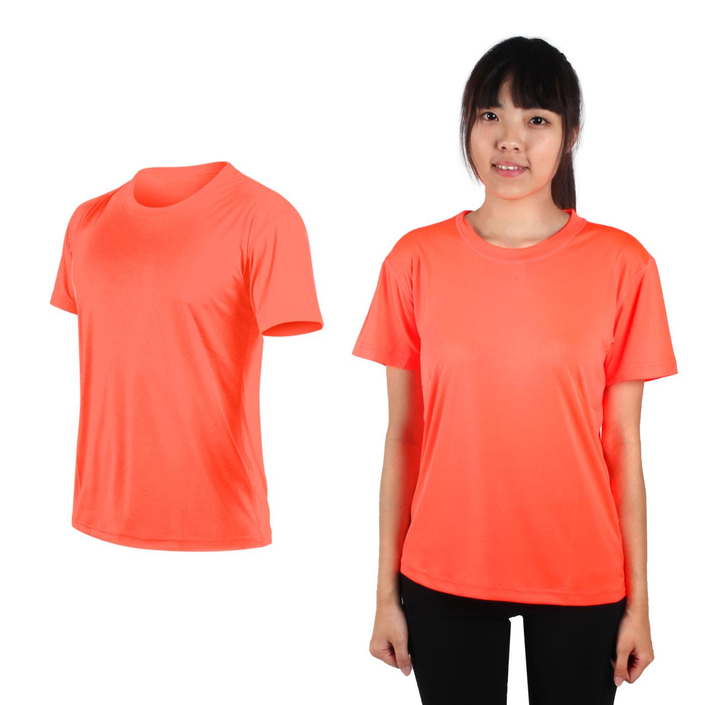 HODARLA  FLARE 300 超柔肌膚排汗衫3109303 - 粉橘