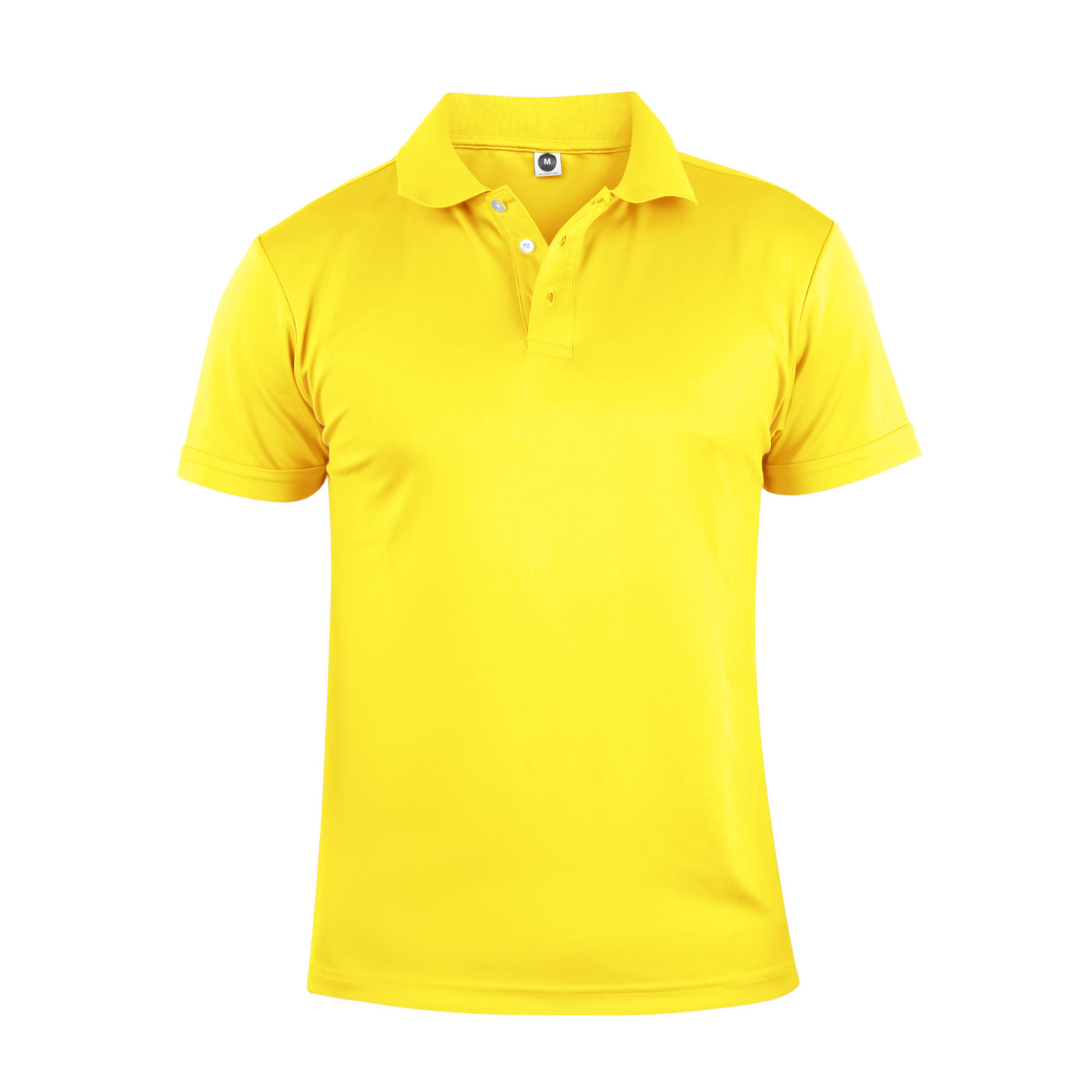 HODARLA 彈力涼感短袖POLO衫 3113901 - 黃