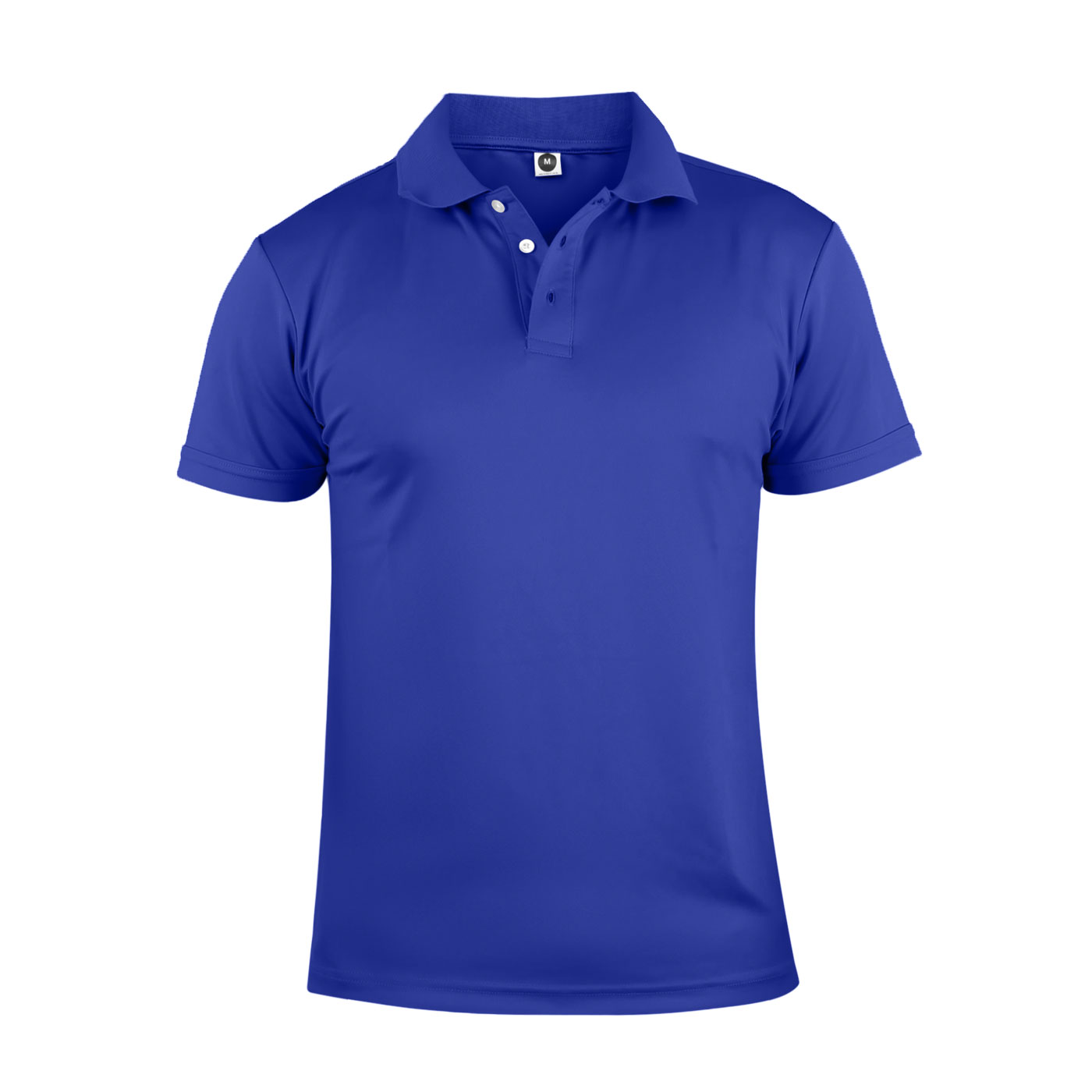 HODARLA 彈力涼感短袖POLO衫 3113901 - 藍