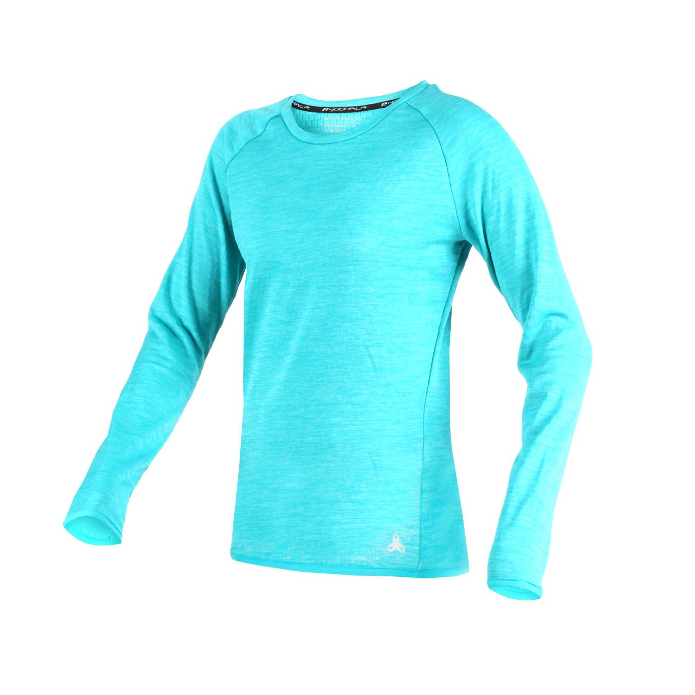HODARLA 女-超爆暖保暖衣 3148901 - 麻花湖水藍