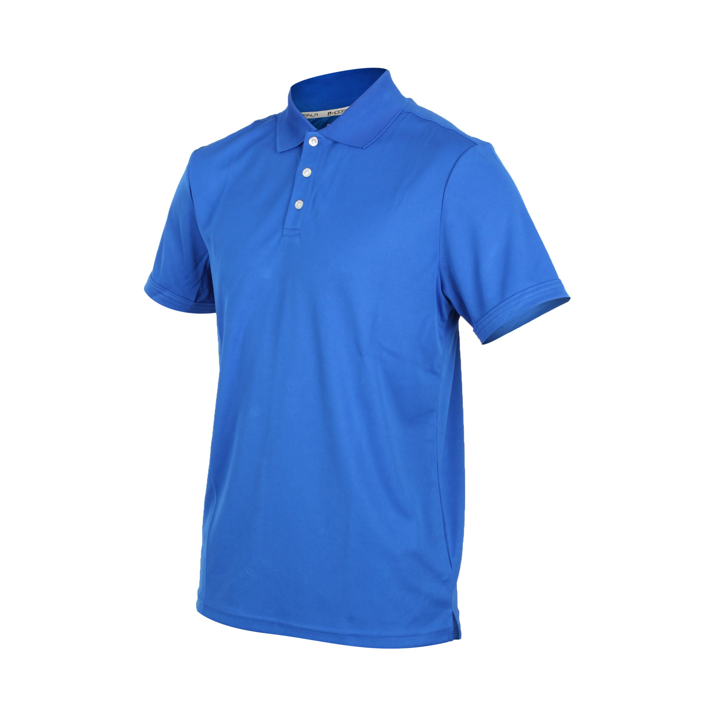 HODARLA 星際吸濕排汗短袖POLO衫 3151501 - 藍