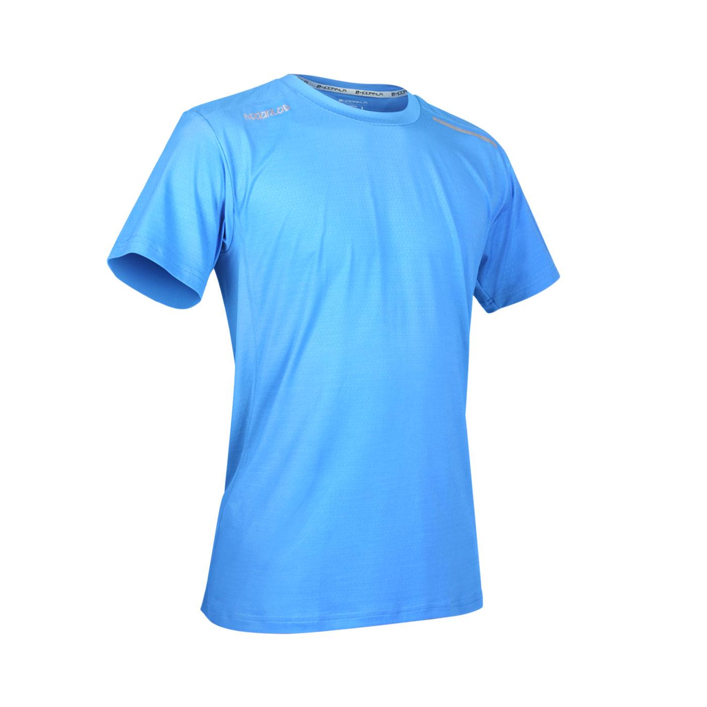 HODARLA 冰沁涼爽短袖T恤 3153101 - 藍