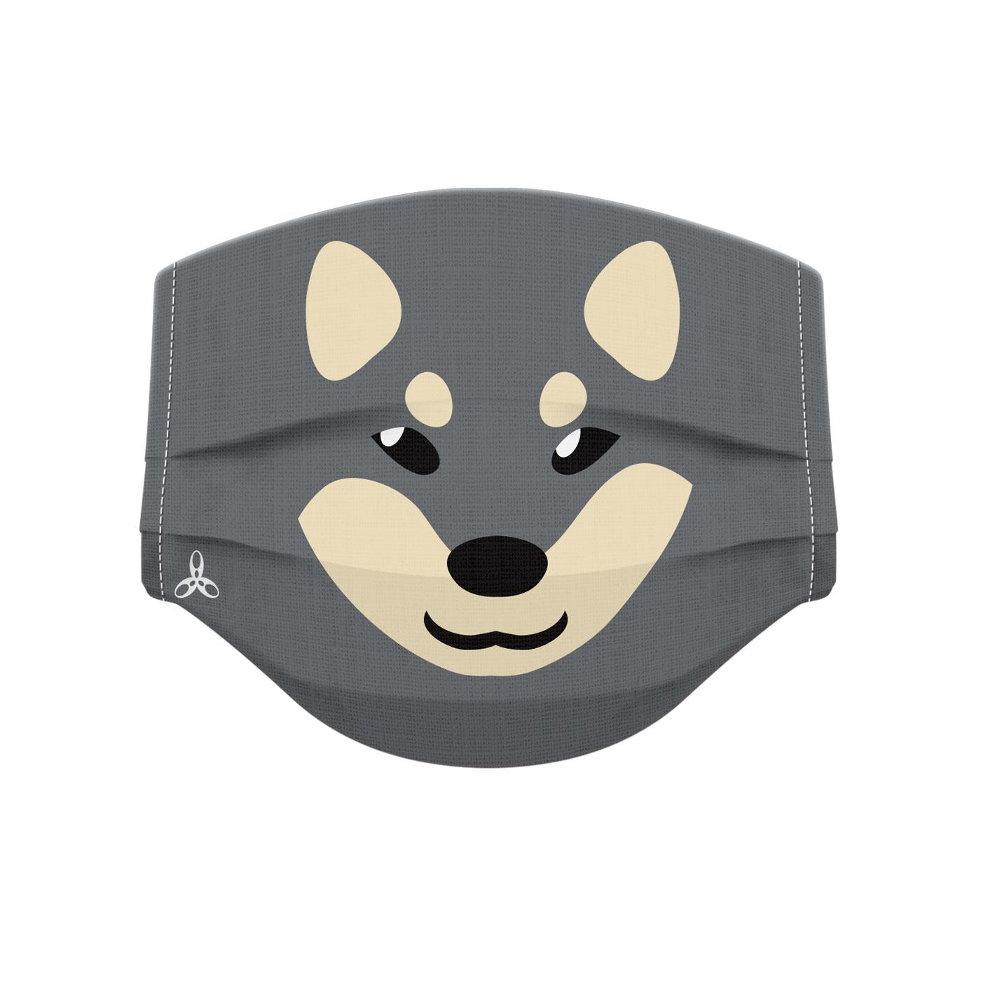 HODARLA 口罩套 3156001 - 灰狗