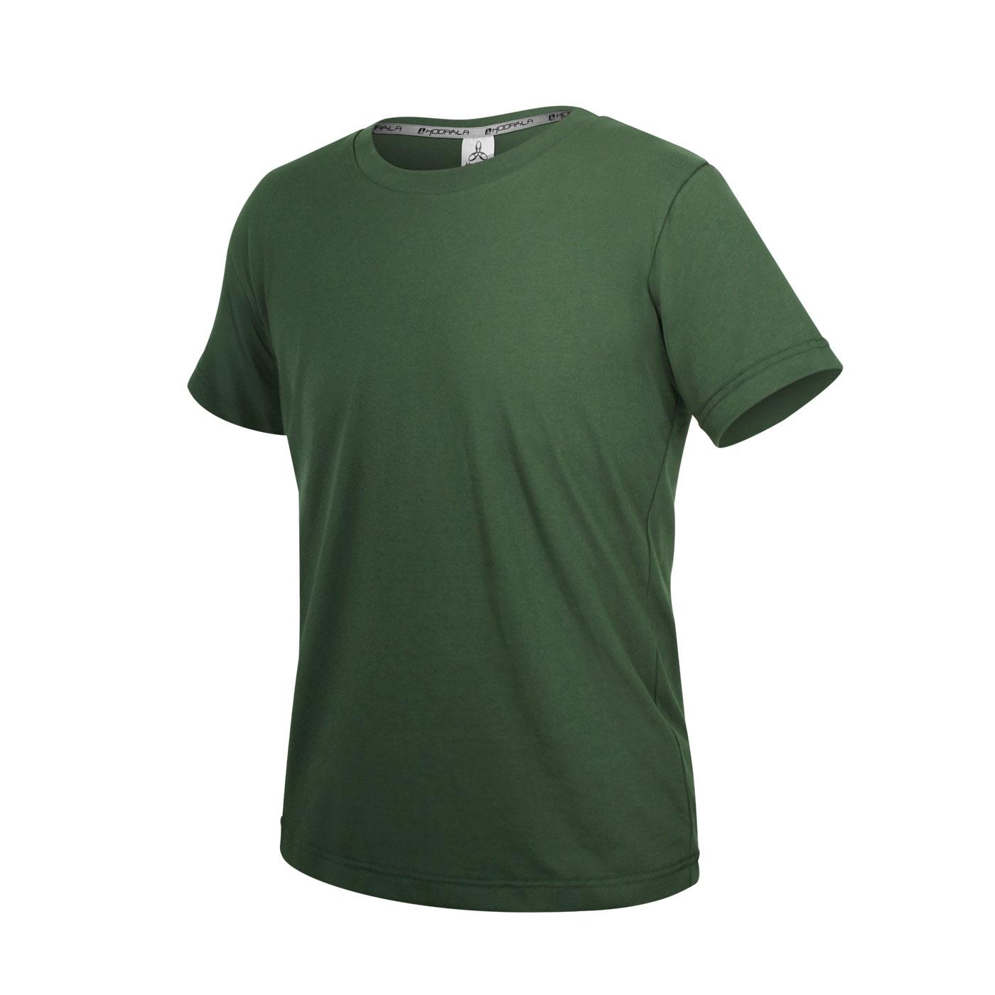 HODARLA ZERO DRY機能排汗棉T 3158401 - 軍綠