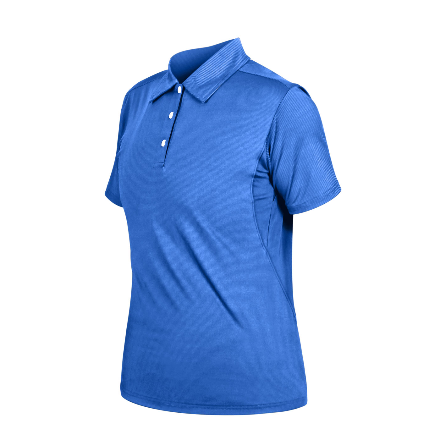 HODARLA 星魁剪接短袖POLO衫 3162101 - 藍條紋
